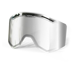 Klim Radius / Radius Pro Goggle Double Lens (Color: Clear Silver Mirror) 970478