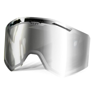Klim Radius / Radius Pro Goggle Double Lens (Color: Smoke Silver Mirror) 970483