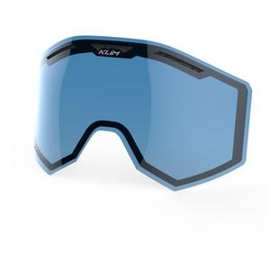 Klim Radius / Radius Pro Goggle Double Lens (Color: Blue) 970479