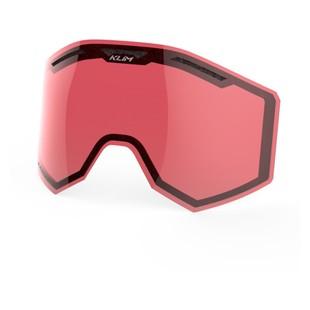 Klim Radius / Radius Pro Goggle Double Lens (Color: Rose) 970484