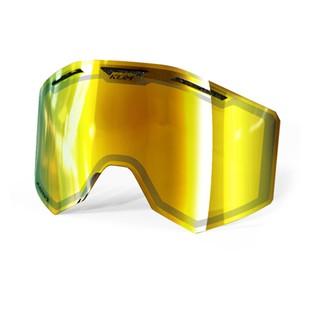 Klim Radius / Radius Pro Goggle Double Lens (Color: Smoke Gold Mirror) 970482