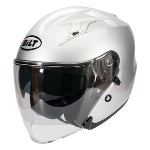 Bilt Route Helmet (Color: Silver / Size: 2XL) 1195171