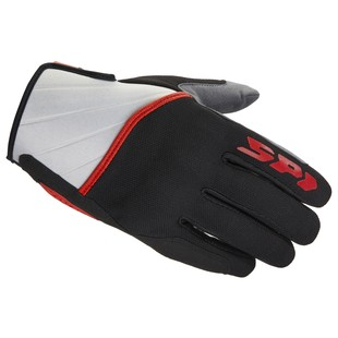 Spidi Squared Gloves (Color: Black/Red / Size: XL) 1166064