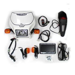 Baja Designs EZ Mount Dual Sport Kit - Cycle Gear