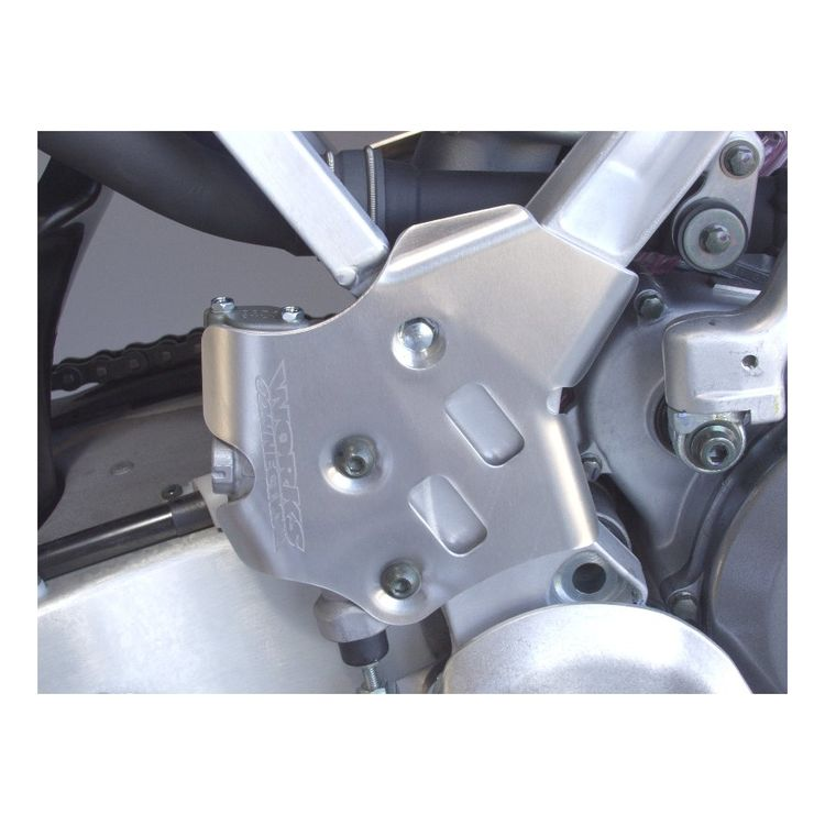 Works Connection Frame Guards Yamaha YZ125 / YZ250 2005-2017