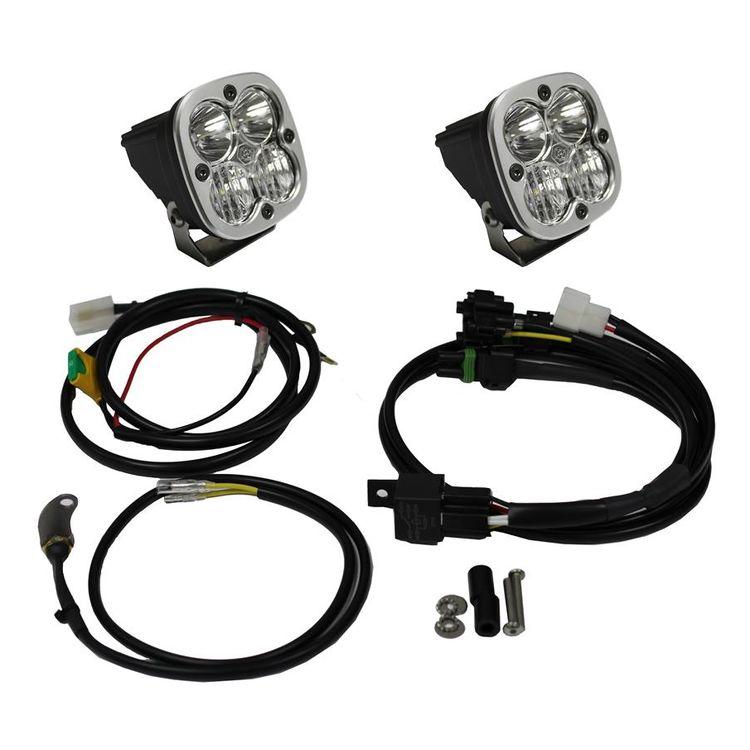 Baja Designs Squadron Sport LED Lighting Kit KTM 1190 / 1290 Adventure 2013-2016