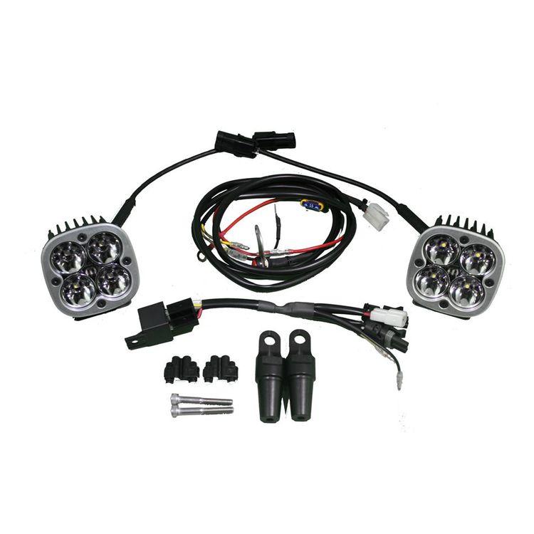 Baja Designs Squadron Sport LED Lighting Kit KTM 950 / 990 Adventure 2002-2014