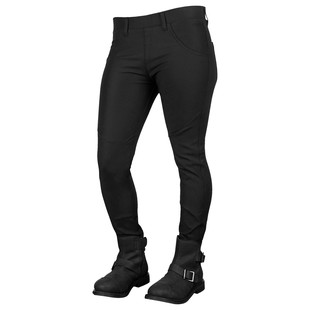 Speed and Strength Comin' In Hot Yoga Moto Pants (Color: Black / Size: 2) 1195904