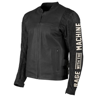 Speed and Strength Rage With The Machine Jacket (Color: Black / Size: 2XL) 1195663