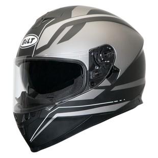 Bilt Force Ten Helmet (Color: Matte Gunmetal / Size: 2XL) 1196895