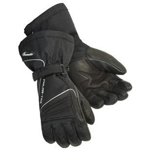 Tour Master Polar-Tex 3.0 Women's Gloves (Color: Black / Size: SM) 1196606