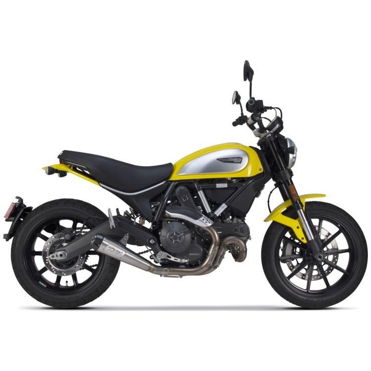 Two Brothers Comp Slip-On Exhaust Ducati Scrambler 2015-2020
