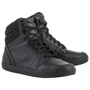 Alpinestars J-8 Shoes (Color: Black / Size: 8) 1197172