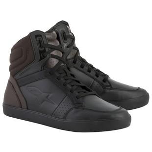 Alpinestars J-8 Shoes (Color: Black/Brown / Size: 13) 1197215