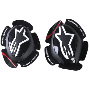 Alpinestars GP Pro Knee Sliders (Color: Black) 1197153
