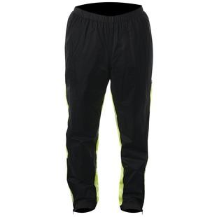Alpinestars Hurricane Rain Pants (Color: Black/Fluo Yellow / Size: MD) 1197541
