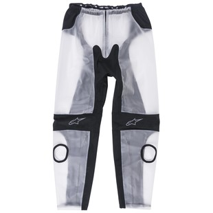 Alpinestars Racing Rain Pants (Color: Clear/Black / Size: XL) 1197532
