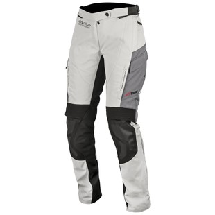 Alpinestars Stella Andes v2 Drystar Pants (Color: Grey/Dark Grey/Black / Size: SM) 1197495