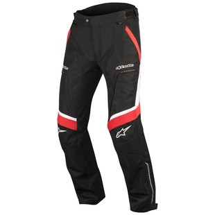 Alpinestars Ramjet Air Pants (Color: Black/Red/White / Size: MD) 1197456