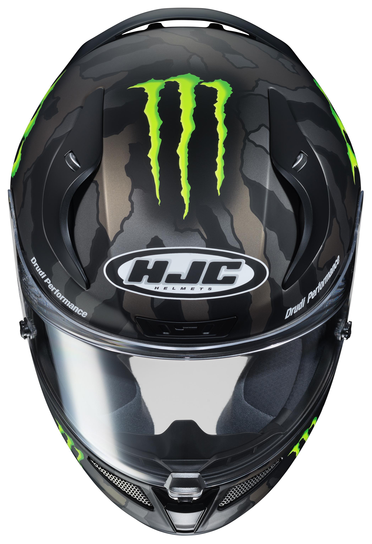 94801b79 HJC RPHA 11 Pro Monster Military Helmet (XS) - Cycle Gear
