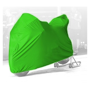 Capit Motorcycle Cover (Color: Green) 1197920