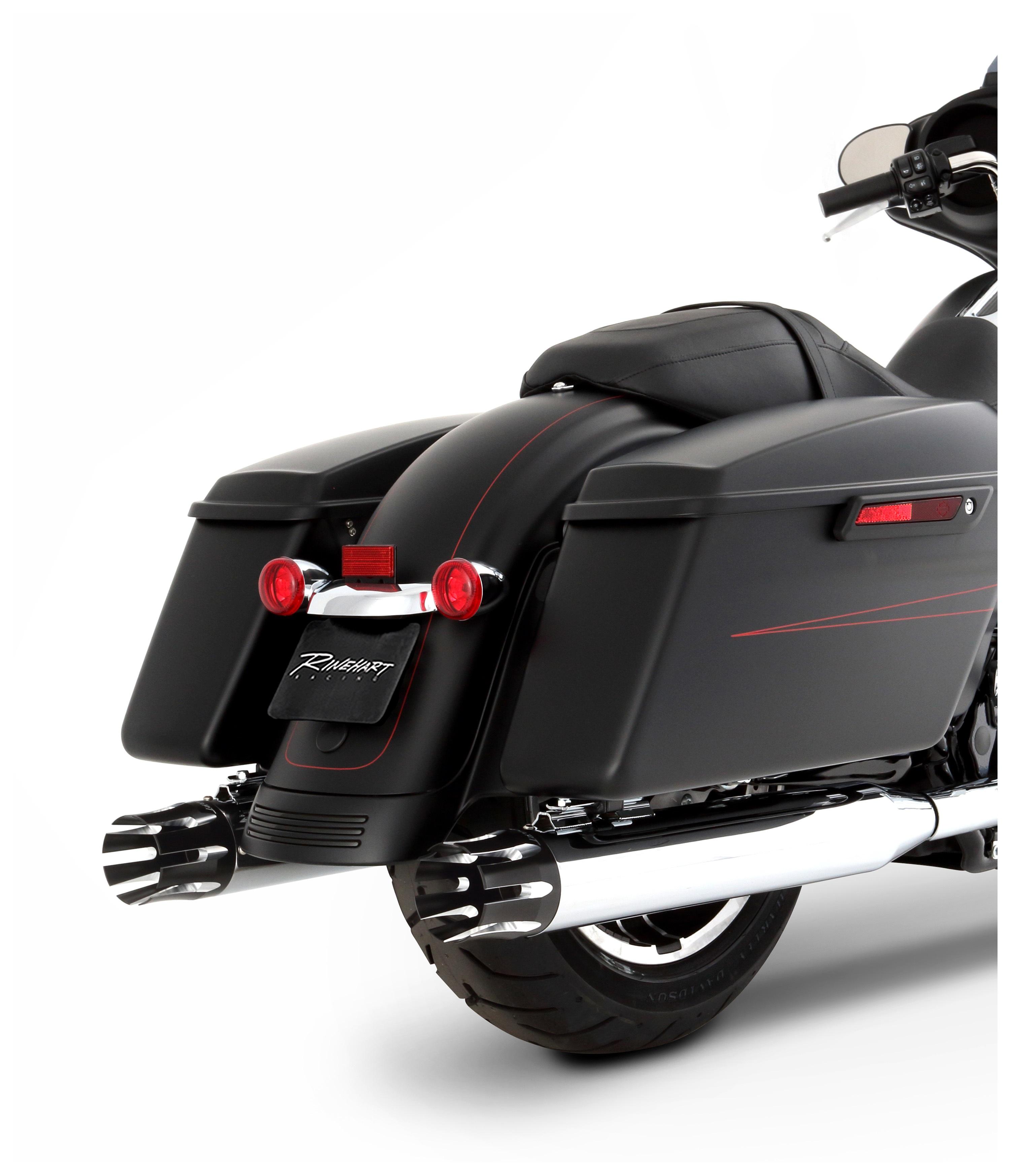 Best Slip On Mufflers For Harley Touring