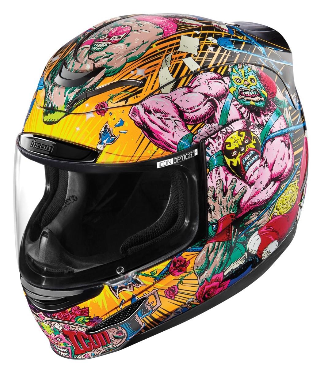 Icon Airmada Sauvetage 2 Full Face Motorcycle Street Helmet