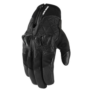 Icon 1000 Akromont Gloves (Color: Black / Size: LG) 1198303