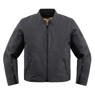 Icon 1000 Akromont Jacket (Color: Black / Size: MD) 1198257