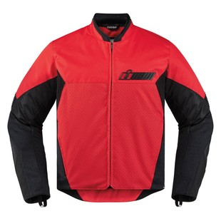 Icon Konflict Jacket (Color: Red / Size: MD) 1198232