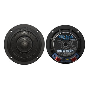 Wild Boar By Hogtunes 6.5 200 Watt Speakers For Harley Touring 2014-2018 (Size: 6.5) 1200110