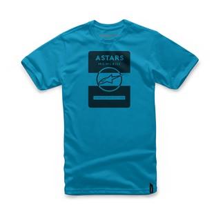 Alpinestars Kar T-Shirt (Color: Turquoise / Size: MD) 1200740