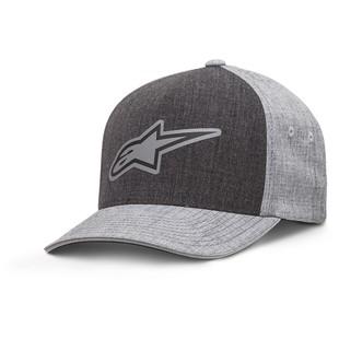 Alpinestars Umbra Hat (Color: Grey / Size: LG-XL) 1200583