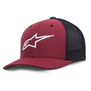 Alpinestars Newhall Hat (Color: Red / Size: SM-MD) 1200567