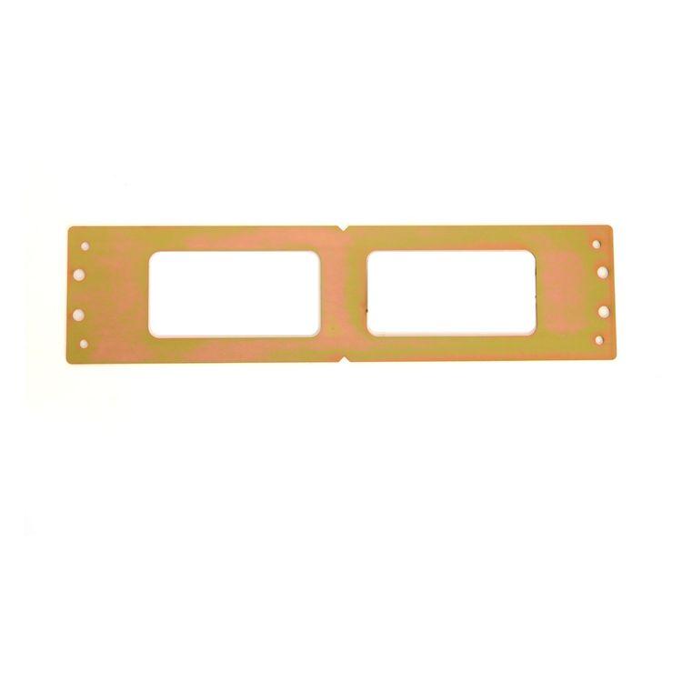 Pit Bull Trailer Restraint System Floor Plate