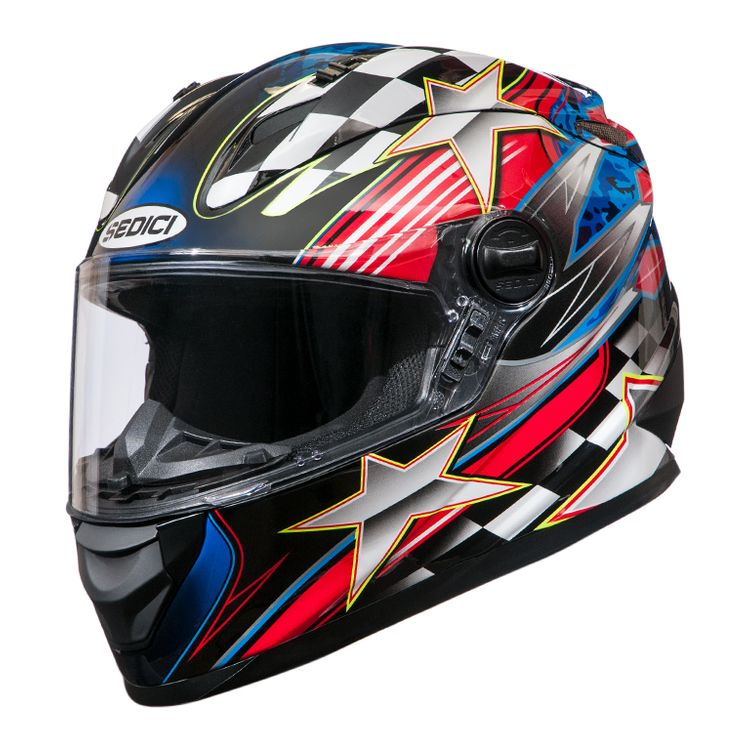 Sedici Strada Primo Gara Helmet (MD)