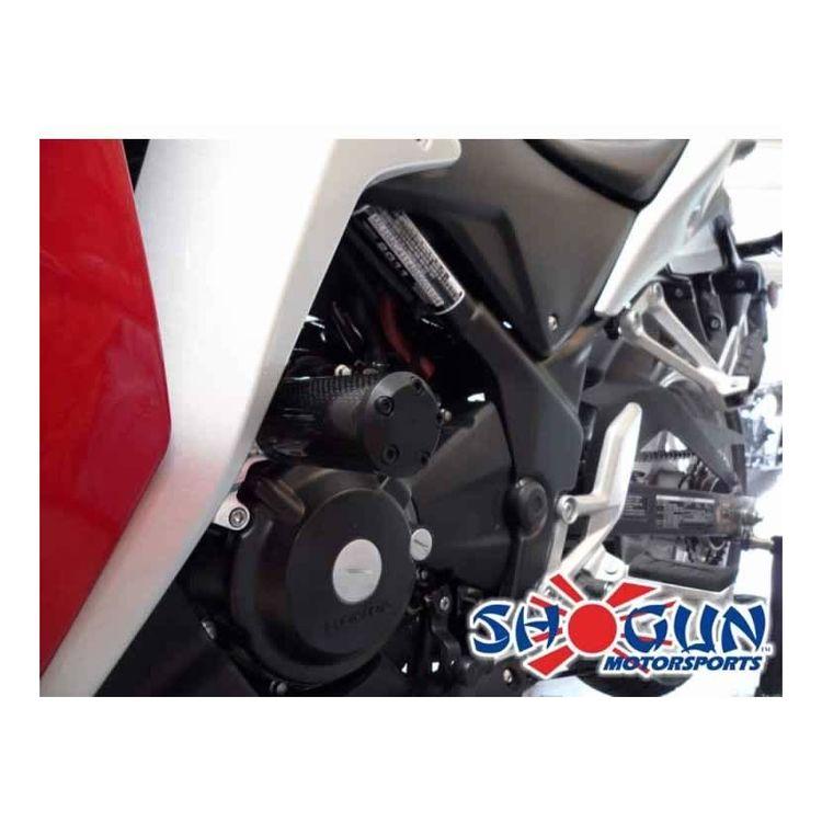 Shogun Frame Sliders Honda CBR300R 2015-2018 - Cycle Gear