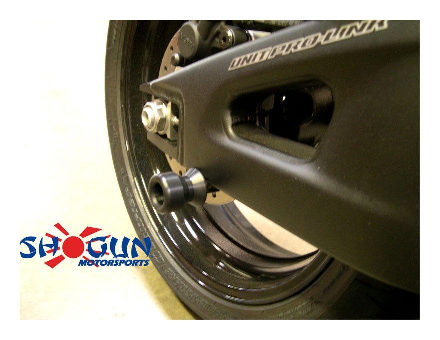 CNC Swing Arm Sliders Spools For Kawasaki  ZX-10R 2004-2010