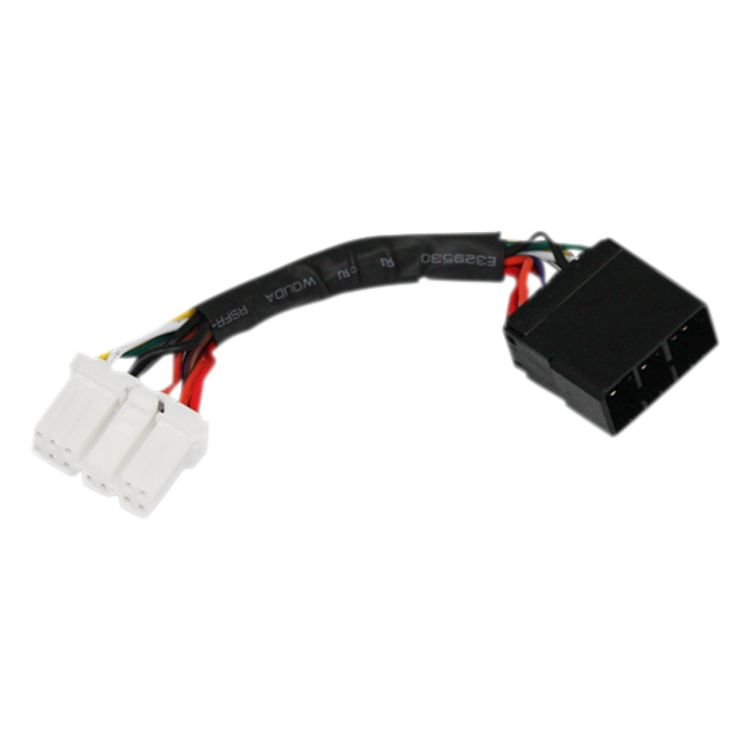Custom Dynamics Passing Lamp Wire Harness For Harley Touring 1998-2013