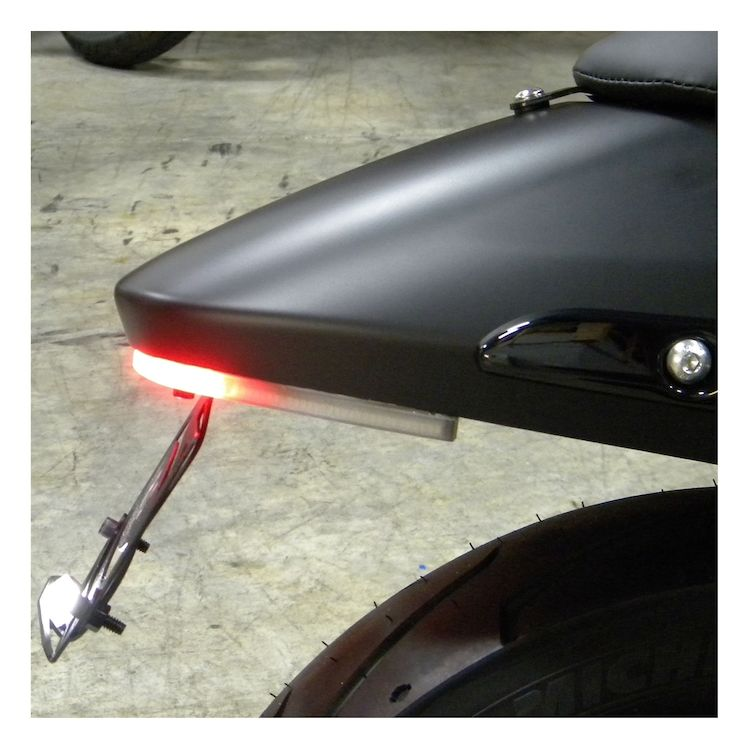 New Rage Cycles LED Fender Eliminator For Harley Street
