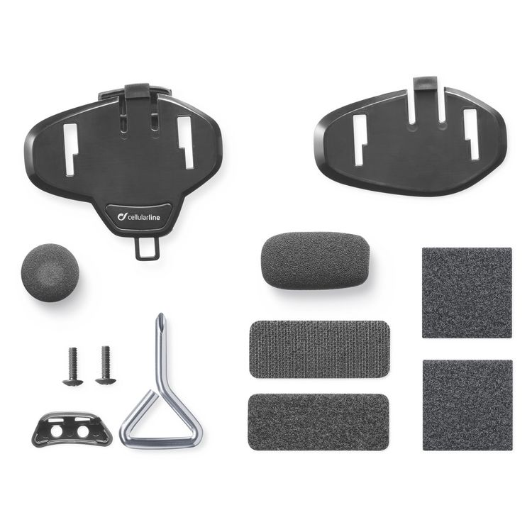 Interphone Tour / Sport / Urban Spare Parts Kit