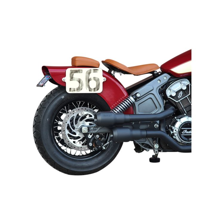 Klock Werks Side Number Plate For Indian Scout 2015-2021