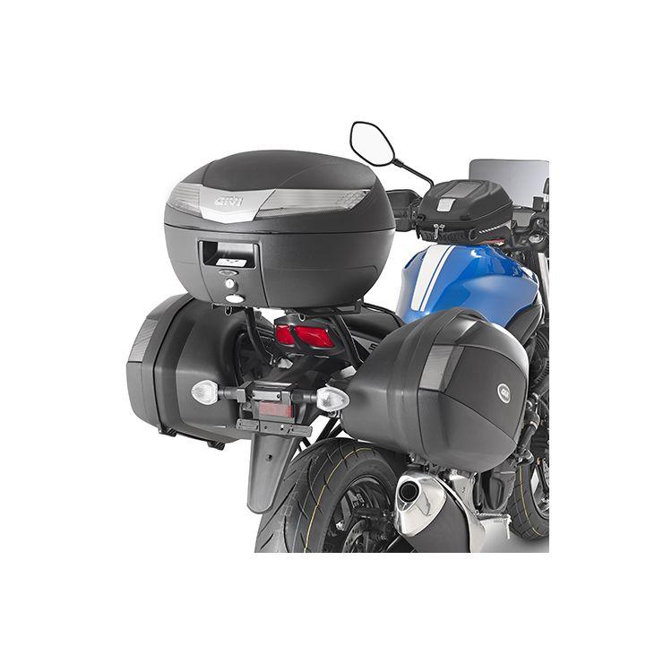 c30d1888 Givi PLX3111 V35 / V37 Side Case Racks Suzuki SV650 / X 2017-2019 ...