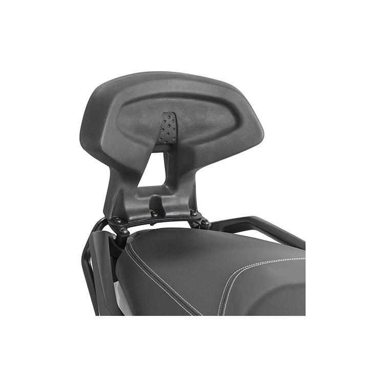 givi tb5121 backrest bmw c650 sport 2016 2017 cycle gear. Black Bedroom Furniture Sets. Home Design Ideas