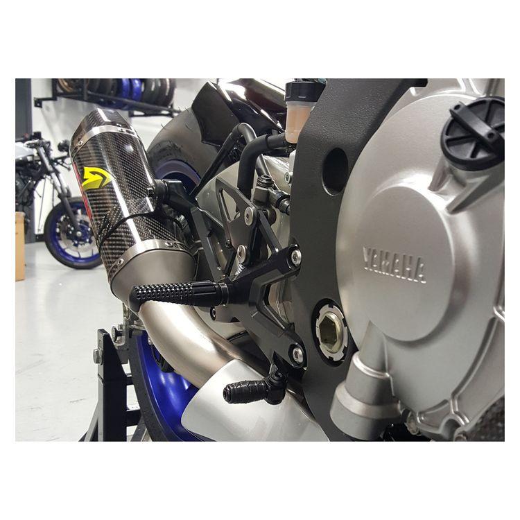 Graves Rearsets Yamaha R1 / R1M / R1S
