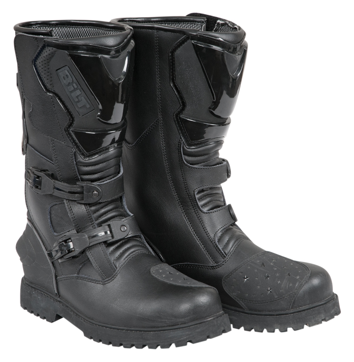 Bilt Discovery Boots Cycle Gear