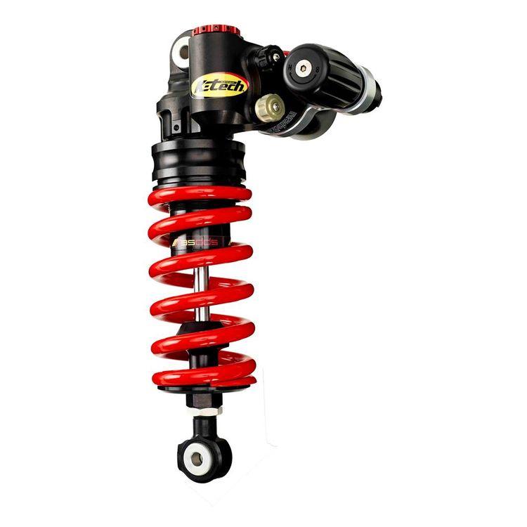 K-Tech RCU DDS Pro Rear Shock Ducati 848 / EVO / 1098 / 1198