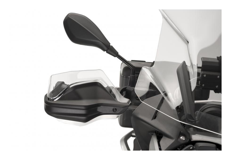 Pro Taper Handlebars >> Puig Handguard Extensions BMW R1200GS / R1250GS / ADV ...