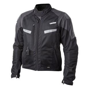 Helite Free-Air Mesh Airbag Jacket (Color: Black / Size: 3XL) 1210931