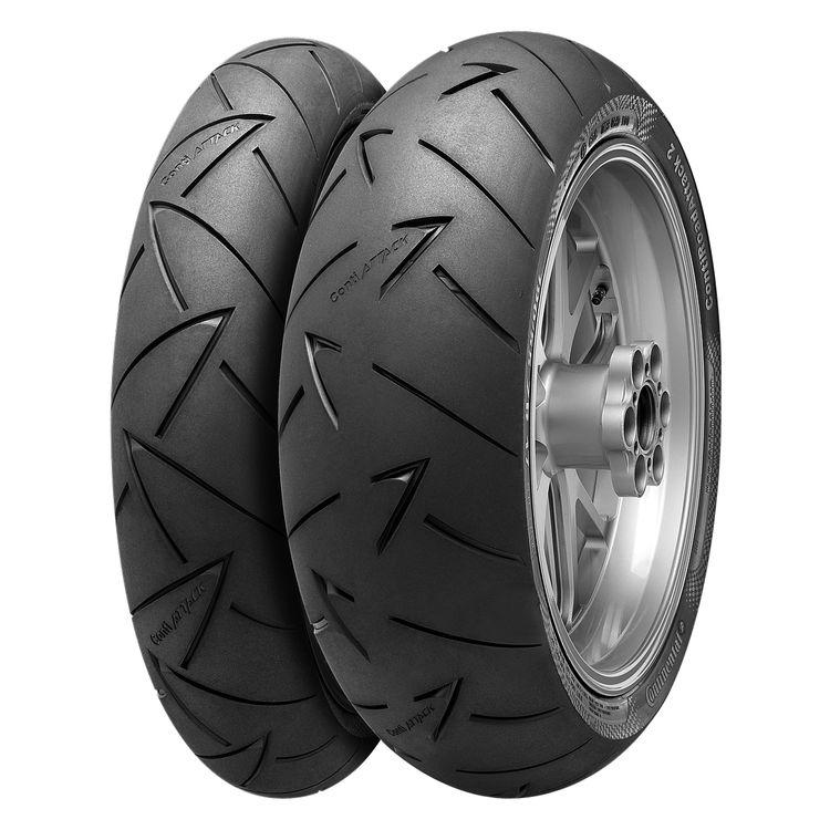 Continental Road Attack 2 Dual Sport Tire